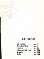 Page 3, 1983 Edition, C E Ellison High School - Free Spirit Yearbook (Killeen, TX) online yearbook collection