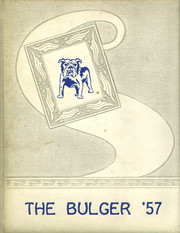 1957 Edition, Copperas Cove High School - Bulger Yearbook (Copperas Cove, TX)
