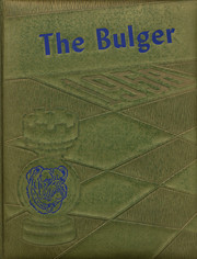 1958 Edition, Copperas Cove High School - Bulger Yearbook (Copperas Cove, TX)