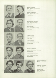 Page 12, 1958 Edition, Copperas Cove High School - Bulger Yearbook (Copperas Cove, TX) online yearbook collection