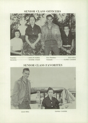 Page 14, 1958 Edition, Copperas Cove High School - Bulger Yearbook (Copperas Cove, TX) online yearbook collection
