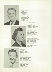 Page 16, 1958 Edition, Copperas Cove High School - Bulger Yearbook (Copperas Cove, TX) online yearbook collection