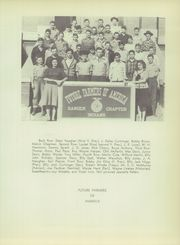 Page 109, 1948 Edition, Sanger High School - Golden Warrior Yearbook (Sanger, TX) online yearbook collection