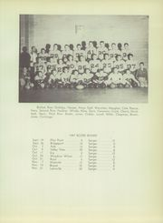 Page 117, 1948 Edition, Sanger High School - Golden Warrior Yearbook (Sanger, TX) online yearbook collection