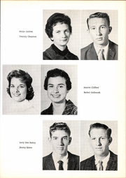 Page 15, 1960 Edition, Sanger High School - Golden Warrior Yearbook (Sanger, TX) online yearbook collection