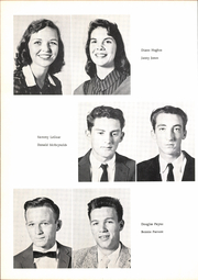 Page 16, 1960 Edition, Sanger High School - Golden Warrior Yearbook (Sanger, TX) online yearbook collection