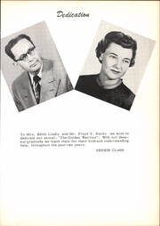 Page 7, 1960 Edition, Sanger High School - Golden Warrior Yearbook (Sanger, TX) online yearbook collection