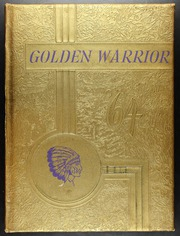 Page 1, 1964 Edition, Sanger High School - Golden Warrior Yearbook (Sanger, TX) online yearbook collection