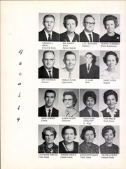 Page 10, 1964 Edition, Sanger High School - Golden Warrior Yearbook (Sanger, TX) online yearbook collection