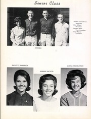 Page 12, 1964 Edition, Sanger High School - Golden Warrior Yearbook (Sanger, TX) online yearbook collection