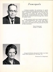 Page 9, 1964 Edition, Sanger High School - Golden Warrior Yearbook (Sanger, TX) online yearbook collection