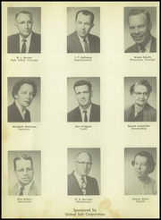 Page 10, 1957 Edition, Waller High School - Bulldog Yearbook (Waller, TX) online yearbook collection