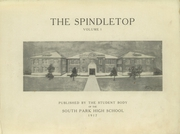 Page 5, 1917 Edition, South Park High School - Spindletop Yearbook (Beaumont, TX) online yearbook collection