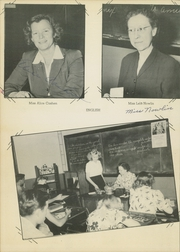 Page 16, 1948 Edition, South Park High School - Spindletop Yearbook (Beaumont, TX) online yearbook collection