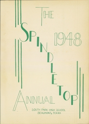 Page 5, 1948 Edition, South Park High School - Spindletop Yearbook (Beaumont, TX) online yearbook collection