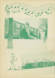 Page 8, 1948 Edition, South Park High School - Spindletop Yearbook (Beaumont, TX) online yearbook collection