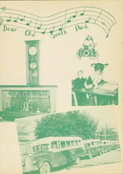 Page 9, 1948 Edition, South Park High School - Spindletop Yearbook (Beaumont, TX) online yearbook collection