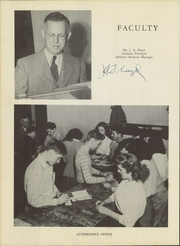 Page 14, 1949 Edition, South Park High School - Spindletop Yearbook (Beaumont, TX) online yearbook collection