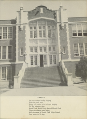 Page 7, 1949 Edition, South Park High School - Spindletop Yearbook (Beaumont, TX) online yearbook collection