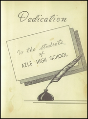 Page 9, 1948 Edition, Azle High School - Hornet Yearbook (Azle, TX) online yearbook collection