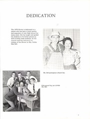 Page 11, 1970 Edition, Azle High School - Hornet Yearbook (Azle, TX) online yearbook collection