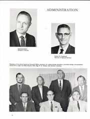 Page 14, 1970 Edition, Azle High School - Hornet Yearbook (Azle, TX) online yearbook collection