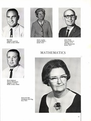 Page 17, 1970 Edition, Azle High School - Hornet Yearbook (Azle, TX) online yearbook collection