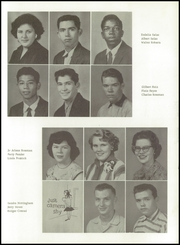 Page 15, 1958 Edition, South San Antonio High School - Cat Tale Yearbook (San Antonio, TX) online yearbook collection