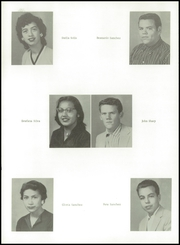 Page 16, 1958 Edition, South San Antonio High School - Cat Tale Yearbook (San Antonio, TX) online yearbook collection
