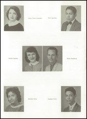 Page 17, 1958 Edition, South San Antonio High School - Cat Tale Yearbook (San Antonio, TX) online yearbook collection