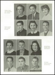 Page 8, 1958 Edition, South San Antonio High School - Cat Tale Yearbook (San Antonio, TX) online yearbook collection