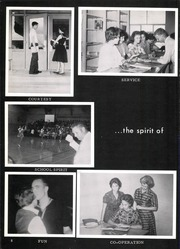 Page 12, 1962 Edition, South San Antonio High School - Cat Tale Yearbook (San Antonio, TX) online yearbook collection