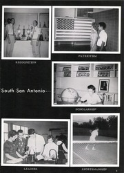 Page 13, 1962 Edition, South San Antonio High School - Cat Tale Yearbook (San Antonio, TX) online yearbook collection