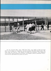 Page 9, 1962 Edition, South San Antonio High School - Cat Tale Yearbook (San Antonio, TX) online yearbook collection