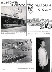 Page 252, 1965 Edition, South San Antonio High School - Cat Tale Yearbook (San Antonio, TX) online yearbook collection