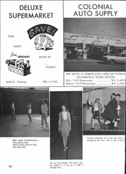 Page 266, 1965 Edition, South San Antonio High School - Cat Tale Yearbook (San Antonio, TX) online yearbook collection