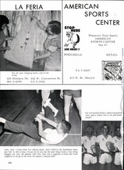 Page 268, 1965 Edition, South San Antonio High School - Cat Tale Yearbook (San Antonio, TX) online yearbook collection
