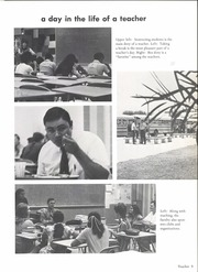 Page 13, 1972 Edition, South San Antonio High School - Cat Tale Yearbook (San Antonio, TX) online yearbook collection