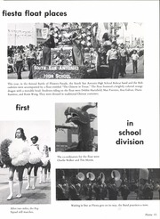 Page 15, 1972 Edition, South San Antonio High School - Cat Tale Yearbook (San Antonio, TX) online yearbook collection