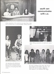 Page 16, 1972 Edition, South San Antonio High School - Cat Tale Yearbook (San Antonio, TX) online yearbook collection