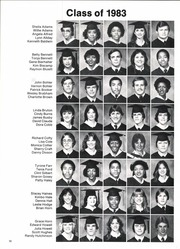 Page 14, 1983 Edition, Kirbyville High School - Wildcat Yearbook (Kirbyville, TX) online yearbook collection