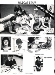 Page 6, 1983 Edition, Kirbyville High School - Wildcat Yearbook (Kirbyville, TX) online yearbook collection