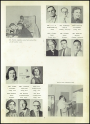 Page 15, 1956 Edition, Edgewood High School - Lance Yearbook (San Antonio, TX) online yearbook collection