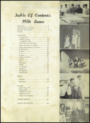 Page 7, 1956 Edition, Edgewood High School - Lance Yearbook (San Antonio, TX) online yearbook collection
