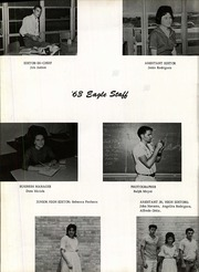 Page 16, 1963 Edition, Pleasanton High School - Eagle Yearbook (Pleasanton, TX) online yearbook collection