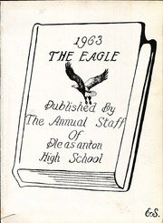 Page 5, 1963 Edition, Pleasanton High School - Eagle Yearbook (Pleasanton, TX) online yearbook collection
