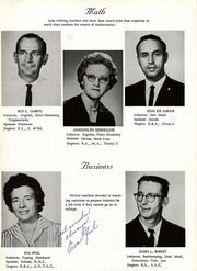 Page 16, 1964 Edition, Pleasanton High School - Eagle Yearbook (Pleasanton, TX) online yearbook collection