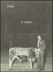 Page 5, 1960 Edition, Falfurrias High School - El Azahar Yearbook (Falfurrias, TX) online yearbook collection