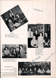 Page 15, 1945 Edition, Stephen F Austin Senior High School - Corral Yearbook (Houston, TX) online yearbook collection