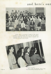 Page 10, 1948 Edition, Stephen F Austin Senior High School - Corral Yearbook (Houston, TX) online yearbook collection